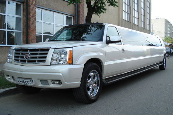 Cadillac Escalade (Кадиллак Эскалейд) 20 мест