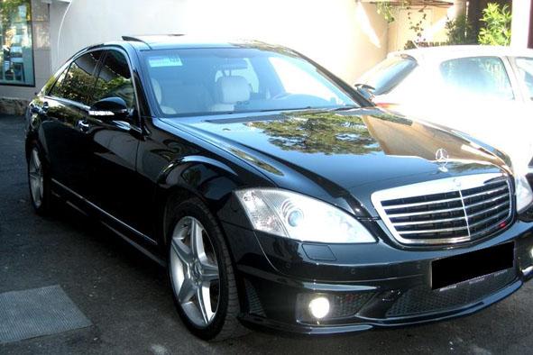 Mercedes S 221