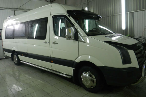 Volkswagen Crafter 50 Extra Long 21